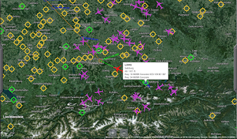 Screenshot of FsMovMap2 Free