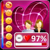 Love Test Calculator APK for Bluestacks