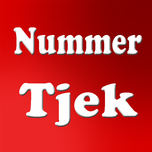 Nummer Tjek