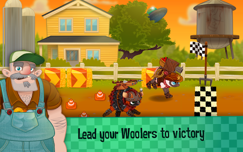 Woolers Racing- screenshot thumbnail