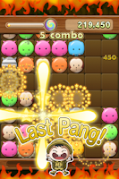Screenshot of Mango Jungle Pang