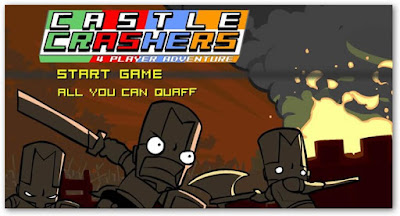[XBLA]絕讚橫向捲軸ARPG:Castle Crasher遊戲心得!