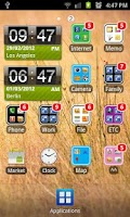 Screenshot of App Folder Advance