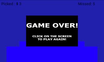 Screenshot of Pick Money