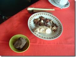 Teh halia (bandrek) ingredient