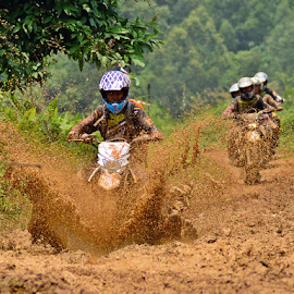 Karawang cross country by Sigit Purnomo - Sports & Fitness Motorsports