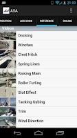 Screenshot of American Sailing Association