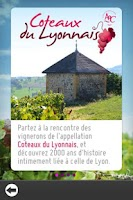 Screenshot of Côteaux du Lyonnais