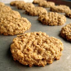 Chewy Low Fat Banana Nut Oatmeal Cookies Recipe | Yummly