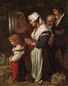 RIJKS: Cornelis Kruseman: Piety 1823