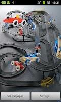 Screenshot of Toy Cars Live Wallpaper