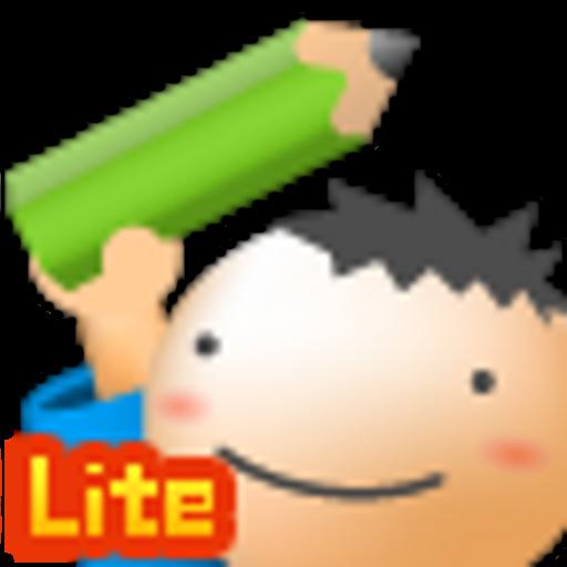 教育App|ゆびかき -Lite- LOGO-3C達人阿輝的APP