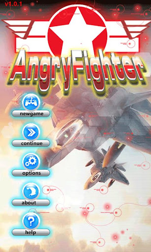 Angry fighter