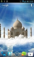 Screenshot of Taj Mahal Live Wallpaper