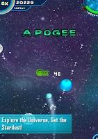 Screenshot of Save the Comet - Gravity Run