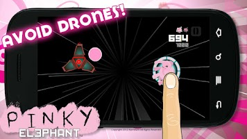Screenshot of Pinky Elephant