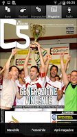 Screenshot of CalcioA5Live New Edition