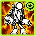 Game Cartoon Wars: Gunner+ version 2015 APK