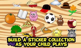 Screenshot of Preschool Learning Fun