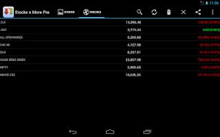 Screenshot of Stocks n More Pro