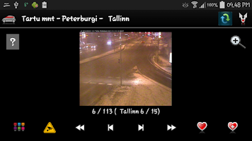 Screenshot of Cameras Estonia