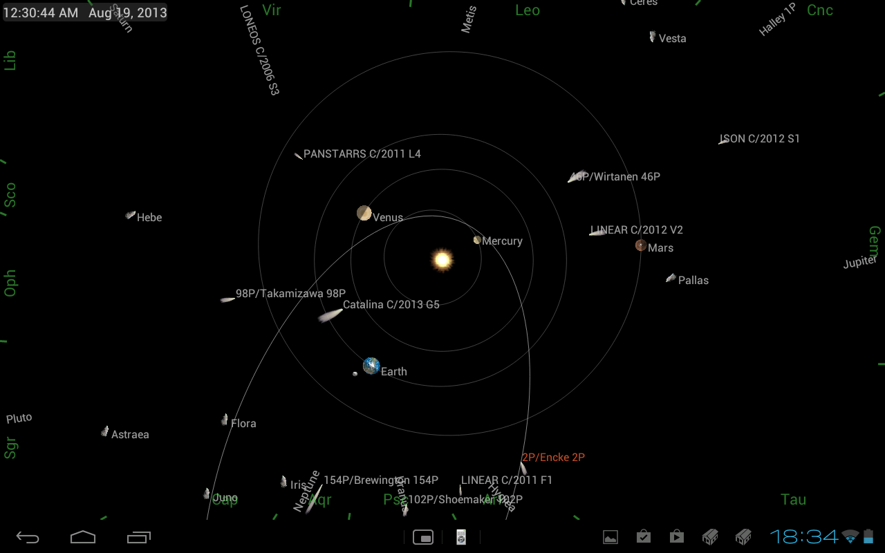 Mobile Observatory - Astronomy Screenshot 10