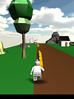 Screenshot of Crazy Run - 3D running game