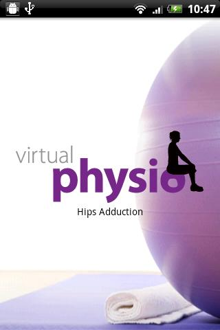 Virtual Physio Hip Adduction