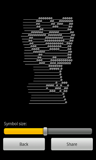 symbol-graphics for android screenshot