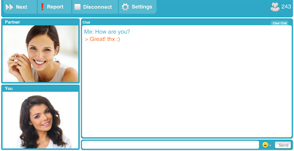 dating apps live chat roulette