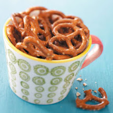 Party Pretzels Recipe