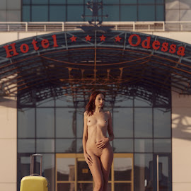 Check out... by Igor Baranyuk - Nudes & Boudoir Artistic Nude ( #woman, #art, #nude, #artnude, #girl, #erotic, #photography, #nudity )