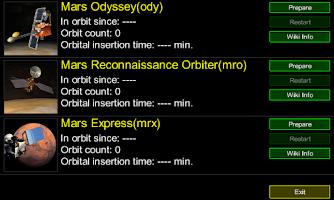 Screenshot of Curiosity: The Mars Mission