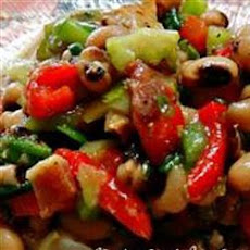 Kate's Black-Eyed Pea Salad