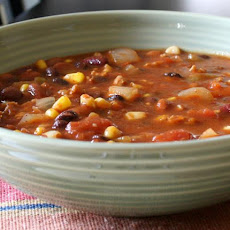 Hearty Tex-Mex Chili Soup