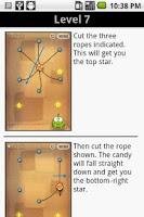 Screenshot of Cut The Rope Guide