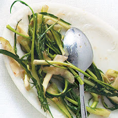 Chicory in Anchovy Sauce (Puntarelle in Salsa di Alici)