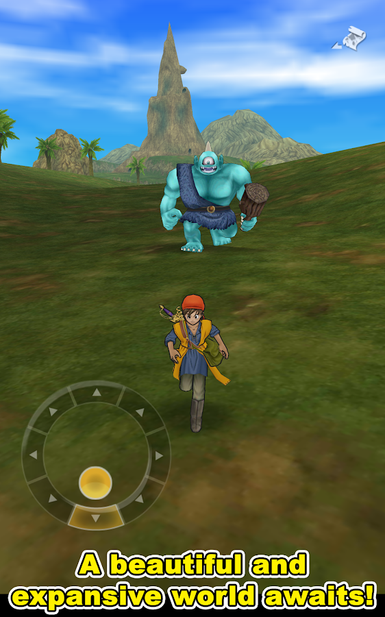 DRAGON QUEST VIII Screenshot 7