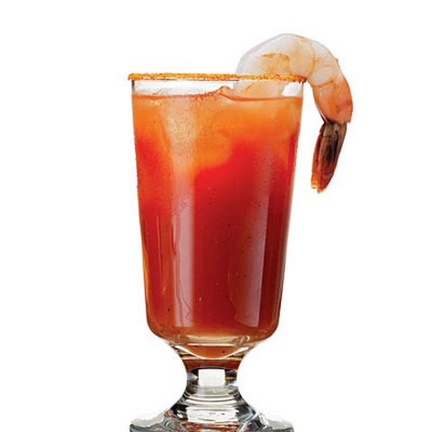 Old Bay Bloody Mary