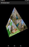 Screenshot of 100 Animals Memo³ (Free)