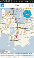 Screenshot of Philippines Manila Offline Map