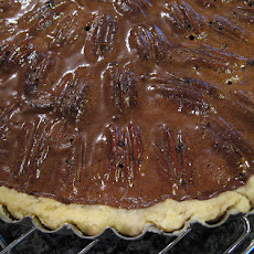 Chocolate Ecstasy Pecan Pie