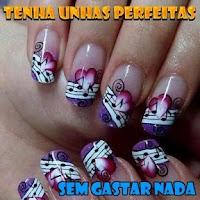 Screenshot of Nails decorated Tutorials