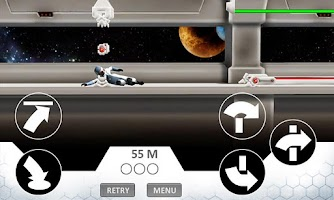 Screenshot of Stellar Escape