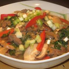 Hoisin Beef Stir-Fry