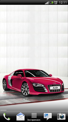 Audi R8 Coupe Live Wallpaper