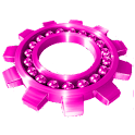 Punk Pink for CM7 icon