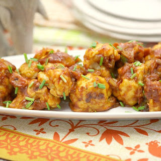 Sweet & Sour Cauliflower Wings – Gobi Manchurian