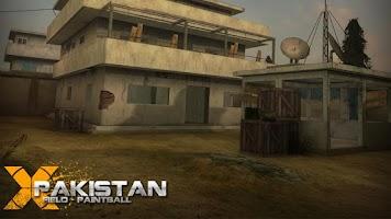 Screenshot of XField Paintball 1 - Solo