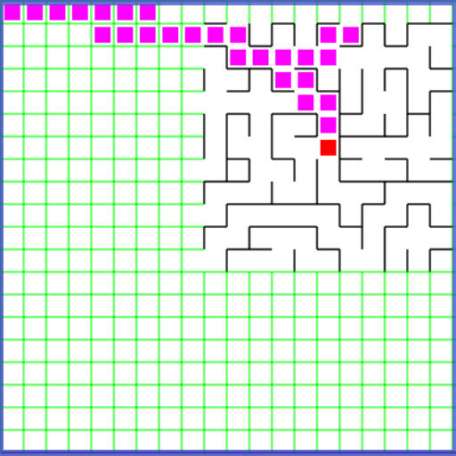 フリック迷路マニアックス 解謎 LOGO-玩APPs